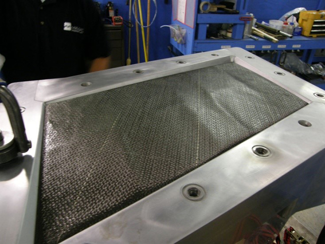 composite tooling & fabrication for state-of-the-art precision aircraft parts - Matrix Composites